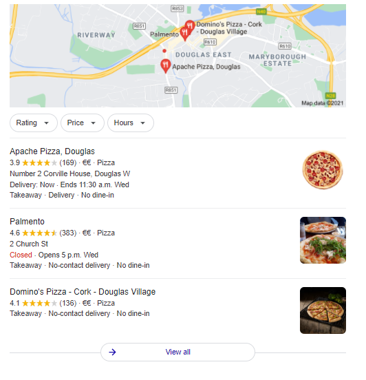 How to Get A Google Map Listing